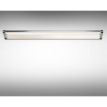 Lucide ALPA-LED - koupelnové svítidlo nad zrcadlo - LED - 1x14W 4000K - IP44 - Chrom 39211/14/11