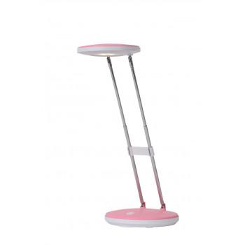 Lucide FYLOU - stolní lampa - Ø 12,6 cm - LED - 1x2,5W 3000K - Růžová 18654/02/66