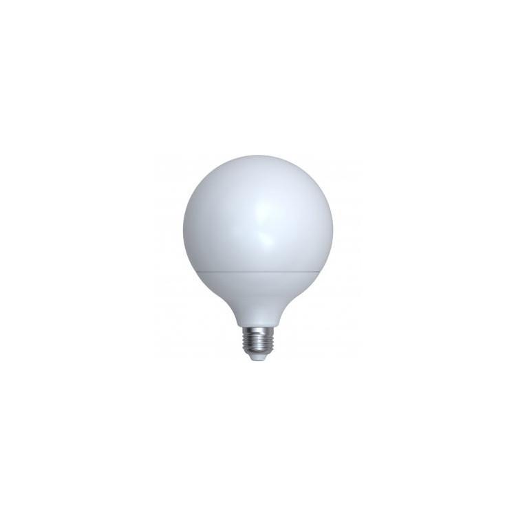 LED ŽÁROVKA GLOBE 18W E27 G125 SKYLIGHTING neutrální bílá G120-2718D