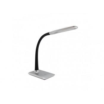 HT8230 LED 7W STŘÍBRNÁ stolní lampa