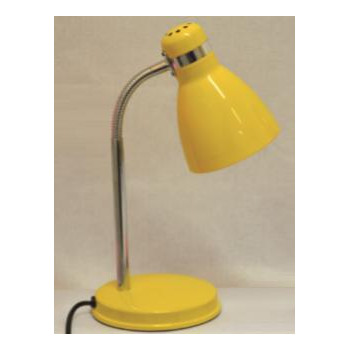 NIPEKO 604.007 stolní lampa žlutá