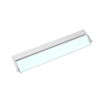 VERSA LED výklopné nábytkové svítidlo s vypínačem pod kuchyňskou linku  5W, bílá - studená