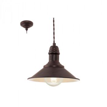 EGLO 49455 STOCKBURY závěsné svítidlo