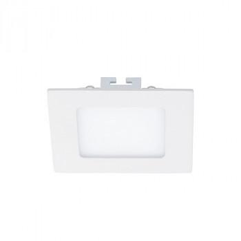 EGLO 94053 FUEVA 1 vestavné LED svítidlo. Svítidlo LED 5,5W, 3000K- barva světla teplá bílá, svítidlo nelze stmívat. Světelný to