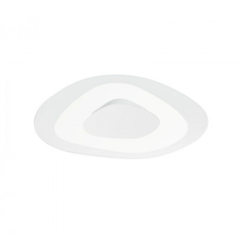 Stropní/nástěnné svítidlo LINEA 90346 38W, bílé sklo
