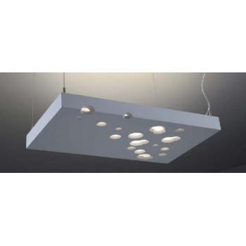 Závěsné sádrové svítidlo Bubble 4x24W, 230V - ECO DESIGN