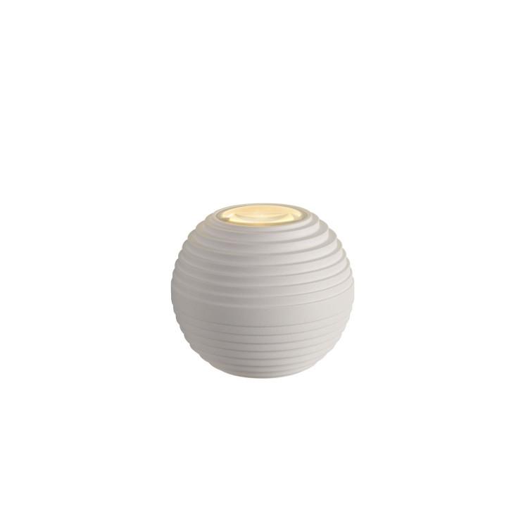 Lucide 17804/06/31 - LED venkovní nástěnné svítidlo AYO 2xLED/3W/230V bílé IP54