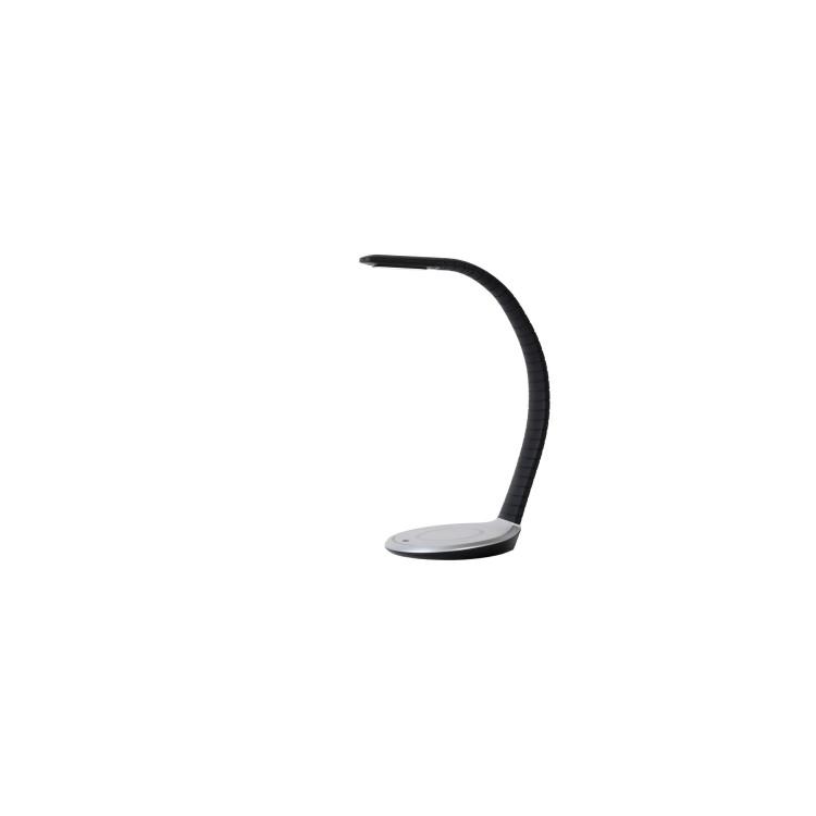 Lucide 18671/07/30 - LED Stmívatelná stolní lampa ZOFT 1xLED/7W/230V černá