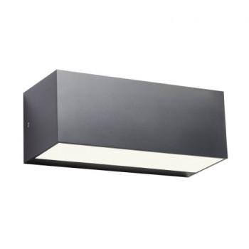 Redo 90154 - LED Venkovní nástěnné svítidlo LAMPRIS 1xLED/12W/230V IP65